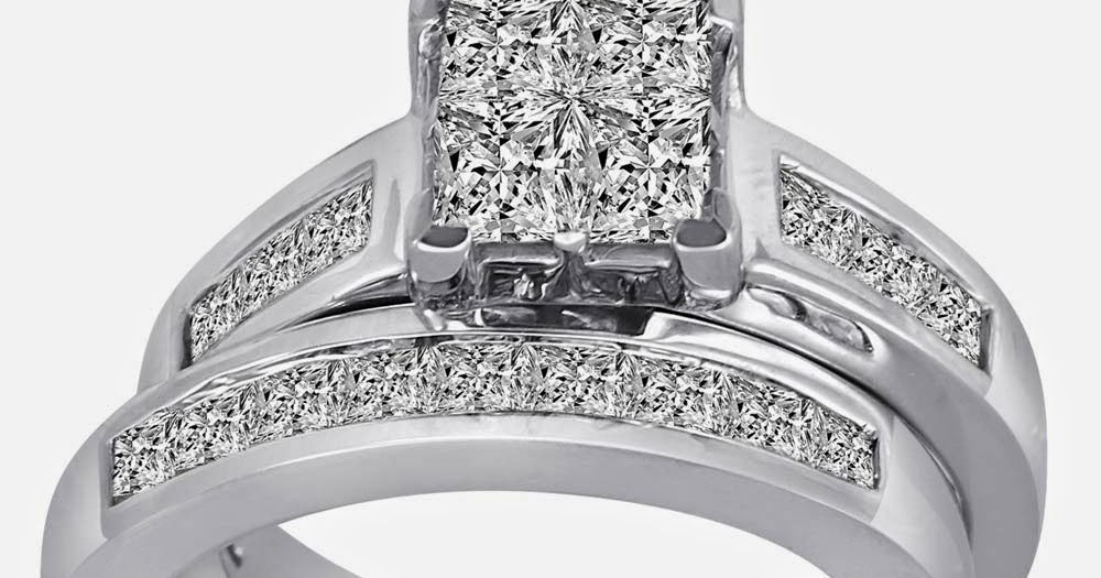 sterling silver thick wedding ring sets jared for his and her - Jared Wedding Rings For Her