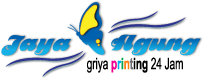Logo Jaya Agung Griya Printing