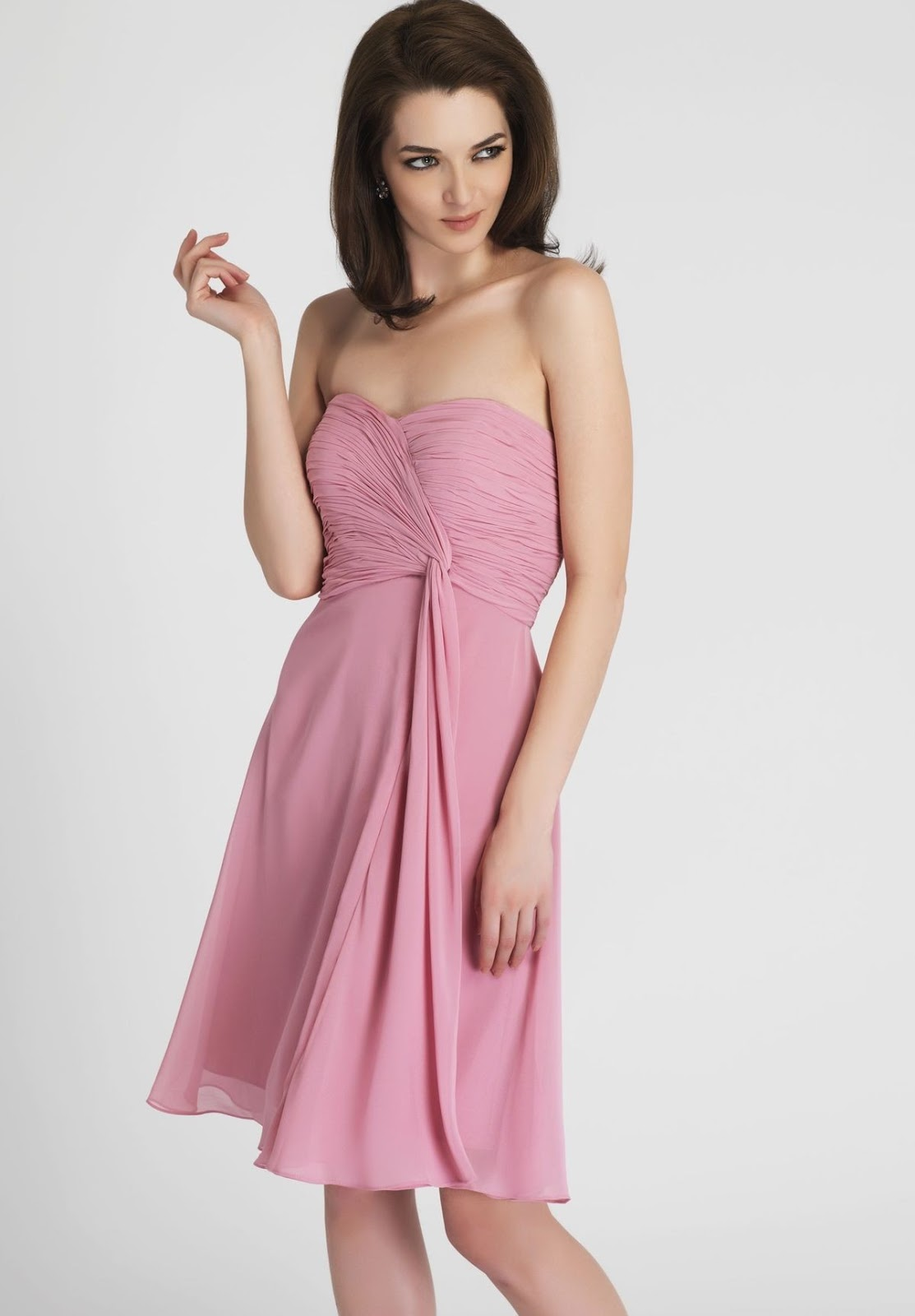 Steps for Choosing A Bridesmaid Dress