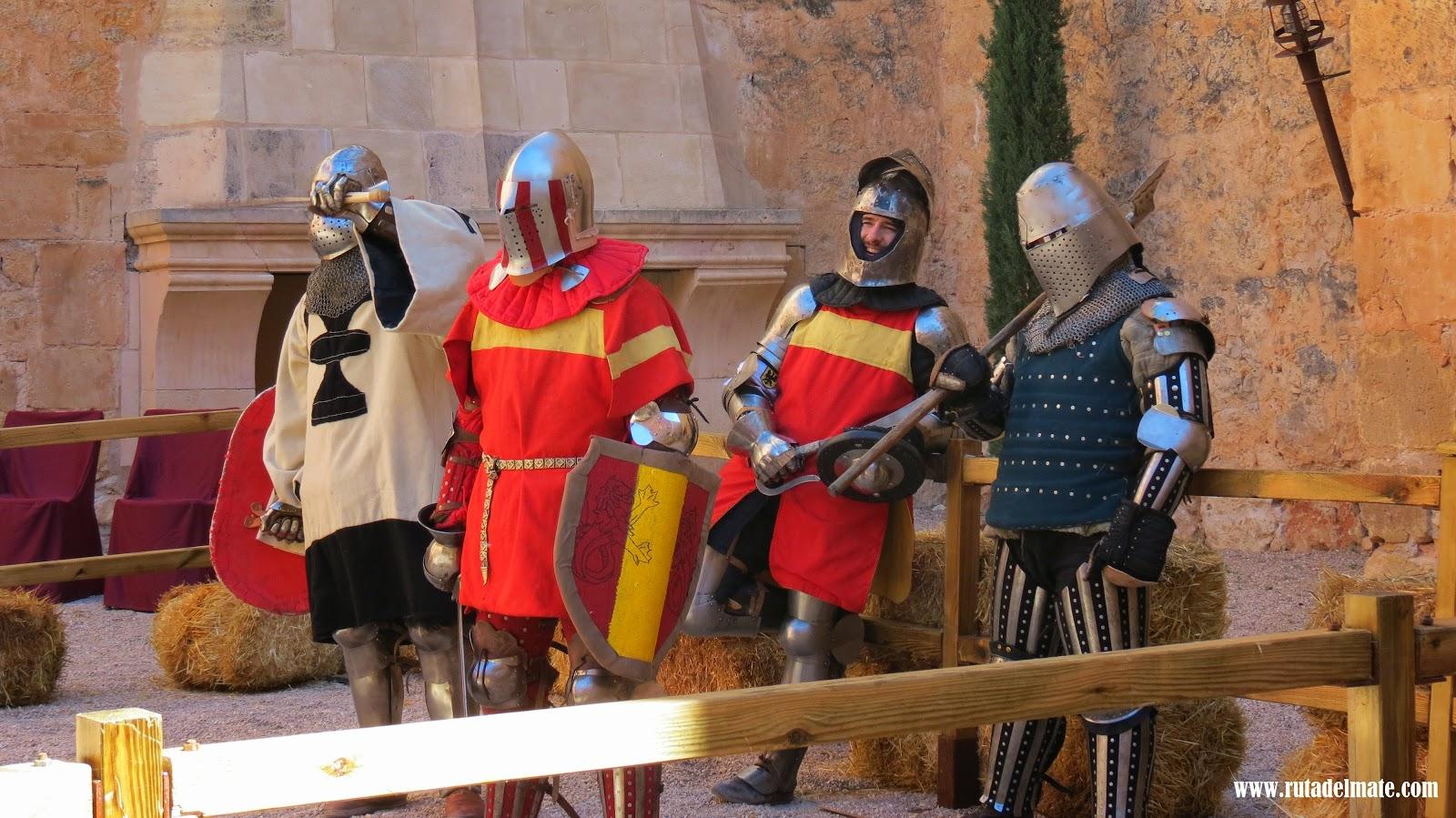 Mundial Medieval en Belmonte