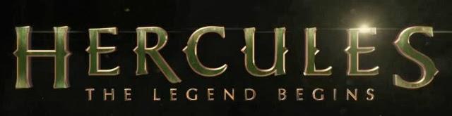La película Hercules The Legend Begins
