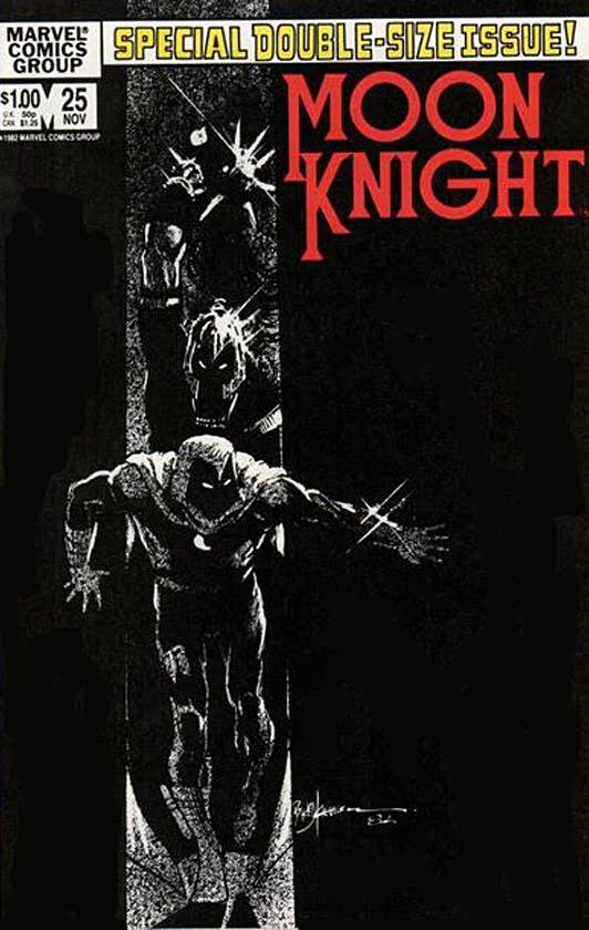 Classic Comic Covers - Page 3 Bill%2BSienkiewicz%2BMoon%2BKnight%2B%252325%2BcoverBONA