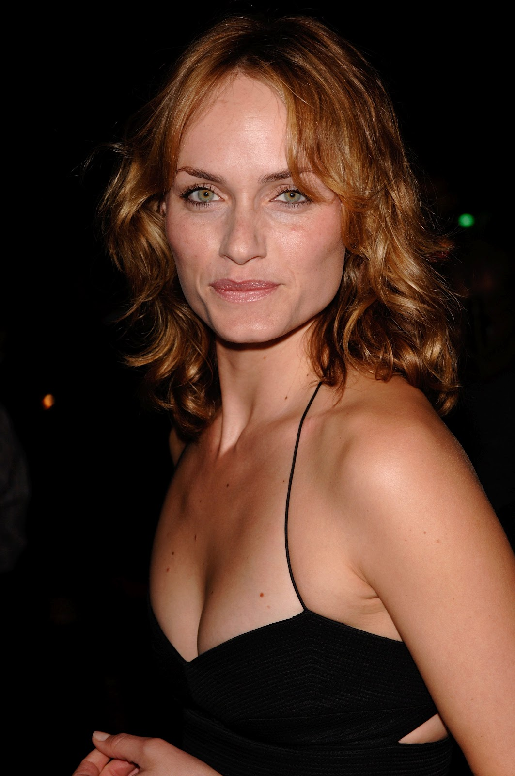 Cleavage Amber Valletta nude photos 2019