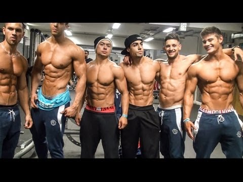 gymshark crew steroids