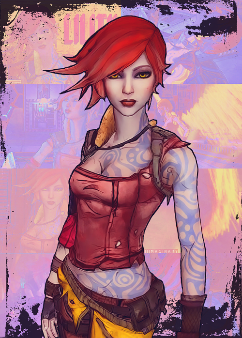 Borderlands characters lilith