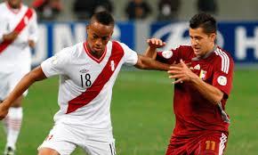 Perú vs Venezuela, partido amistoso