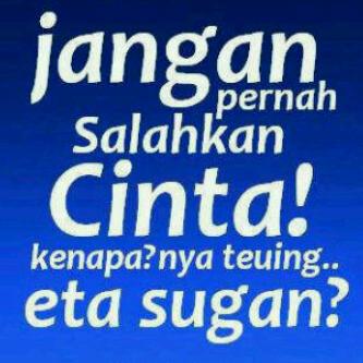 Display Picture Bbm Bahasa Sunda DP BBM Eta sugan