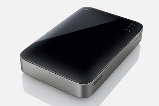 Buffalo MiniStation Air Harddisk External Terbaik