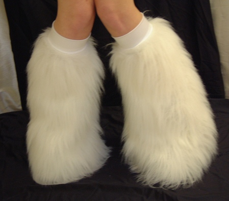 Furry Boots Rave3