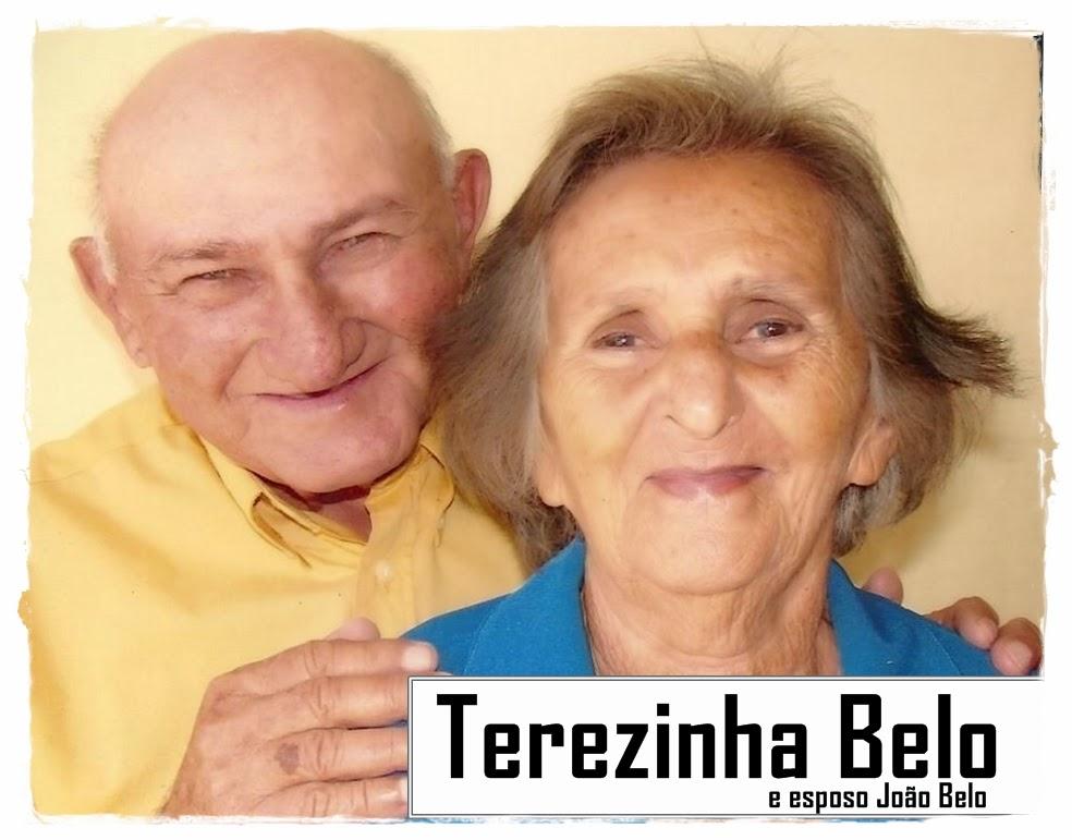 Terezinha Belo deixa a luta desta vida