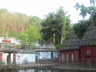 Nirmala Jhara, Khallikote, Berhampur