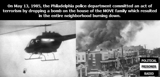 1985 bombing Philadelphia