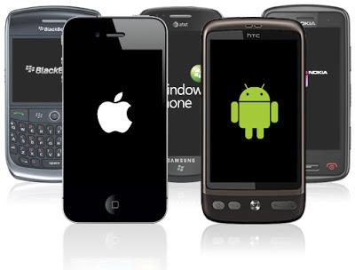 Los Sistemas Operativos móviles
