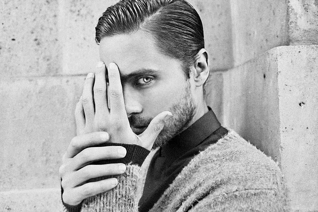 Actor Jared Leto by Markus Lambert for THAT magazine