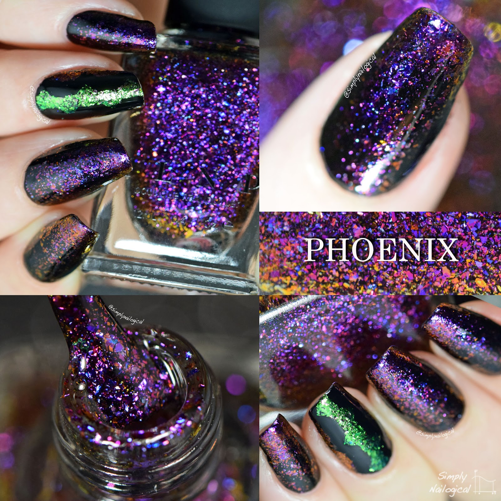 ILNP ultra-chrome Phoenix