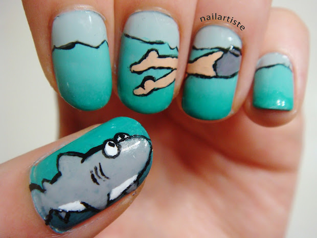 nail artiste art sherman's