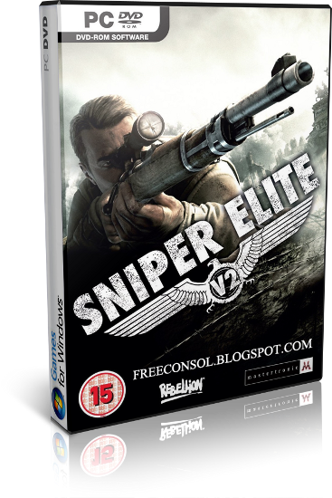 Sniper Elite V2 PC Game with Crack by SKIDROW
