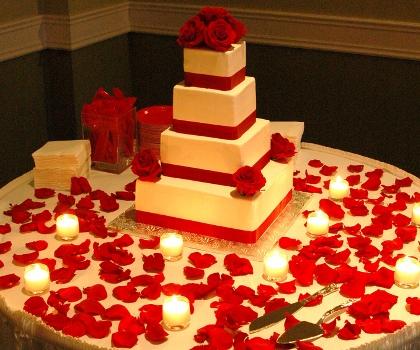 Fotos de Buffet para casamento