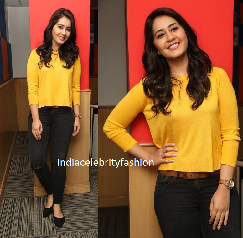 Raashi khanna in Casuals