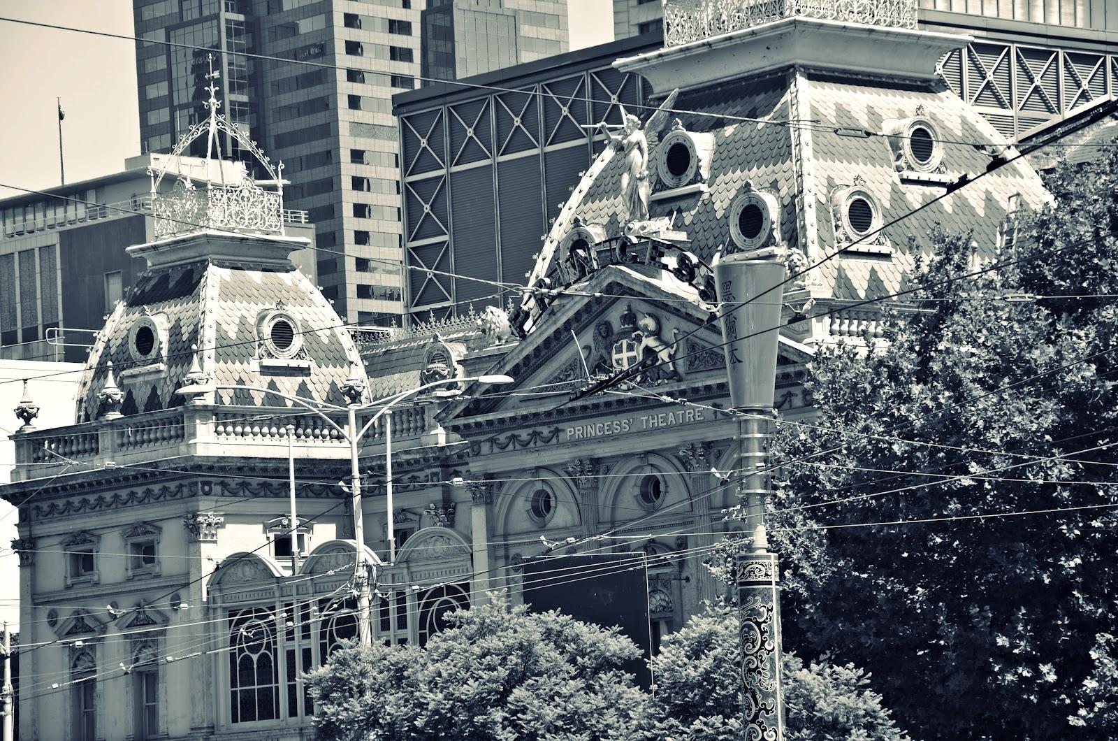 Uggs Flinders Street Melbourne