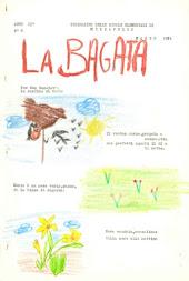 Un pezzo d'archivio: La Bagata