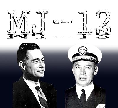 Roger Wescott, Roscoe Hillenkoetter and MJ-12