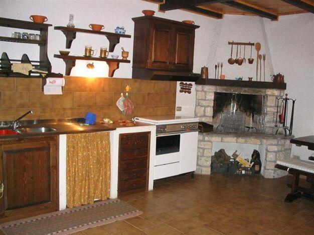 decoracion de interiores cocinas rusticas