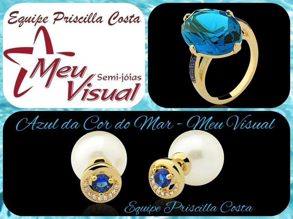 Meu Visual Equipe Priscilla Costa