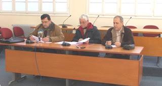 ΔΗΜΟΣ ΘΗΒΑΙΩΝ: Συνέντευξη Δημάρχου Θηβαίων και Επικεφαλής Παρατάξεων για τις επιπτώσεις του Μεσοπρόθεσμου στην Αυτοδιοίκηση.