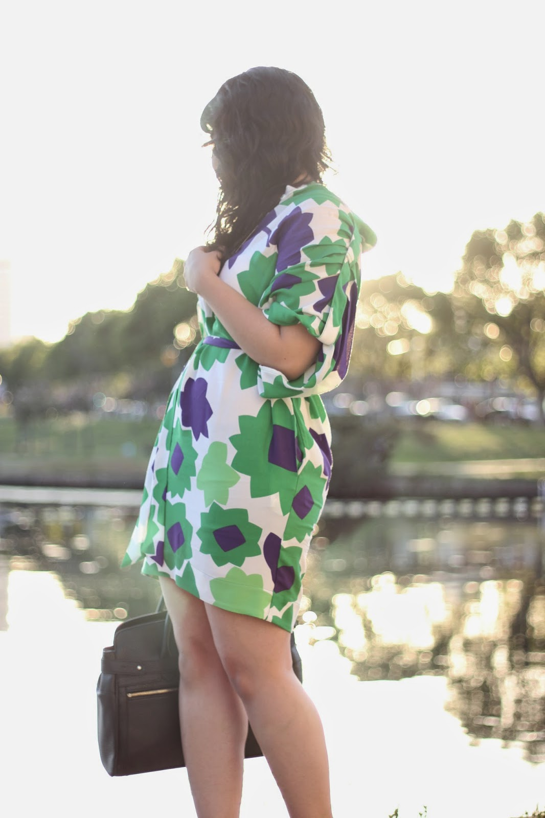 DVF Karin Dress