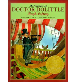 The Voyages of Doctor Dolittle hardcover books of wonder