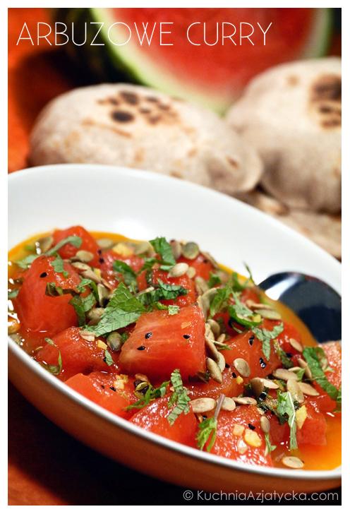 Arbuzowe curry © KuchniaAzjatycka.com