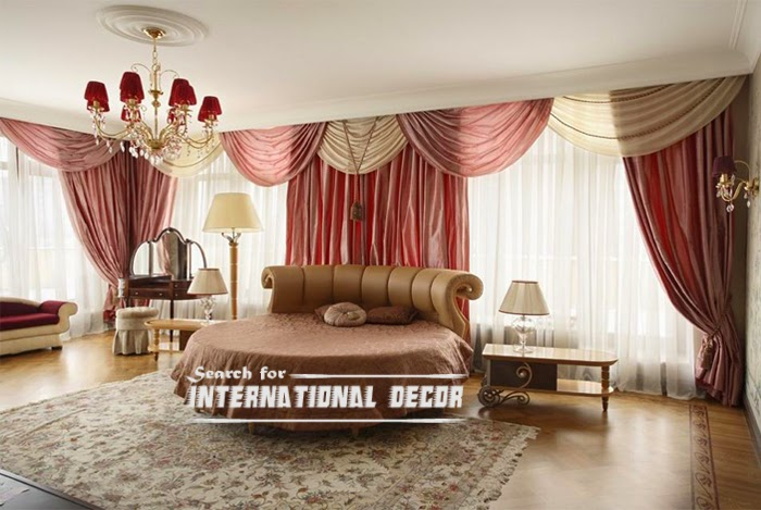 Very best suggestions for bedroom curtains and window treatment ...