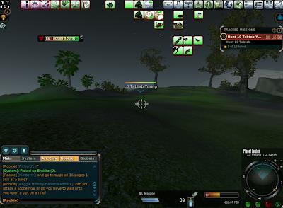 Entropia Universe - FPS Mode