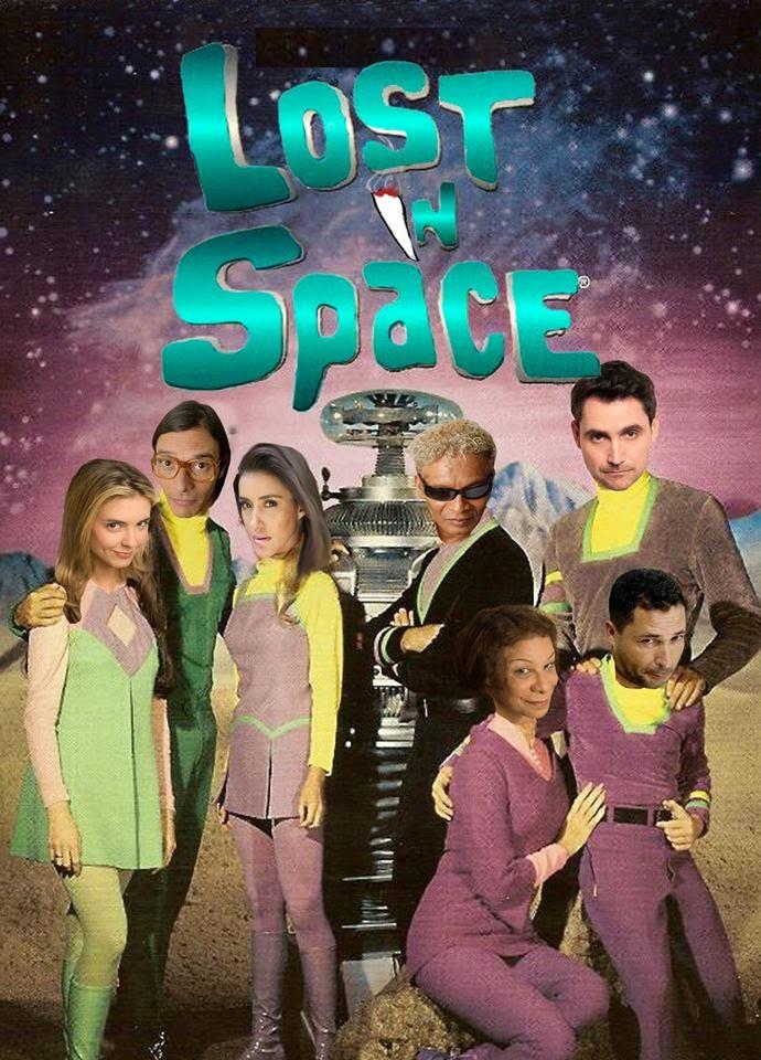 y la proxima es la adaptacion de Lost in Space jajajajaja