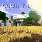 d Modern HD Resource Pack 1.7.5/1.7.4 Minecraft indir