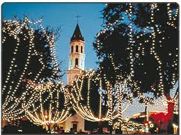 1 nights+of+lights+2 St. Francis Inn St. Augustine Bed and Breakfast