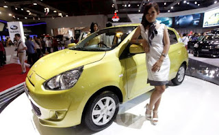 Harga Mobil Mitsubishi Mei 2013