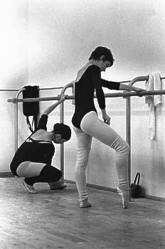 Australian Ballet School 1970