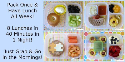 BentoLunch.net - Make Ahead Bento Lunches, Just Grab and Go in the Morning
