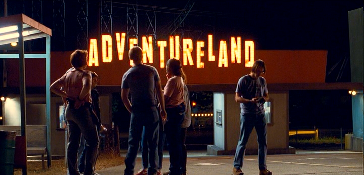 Adventureland Takes Me Back