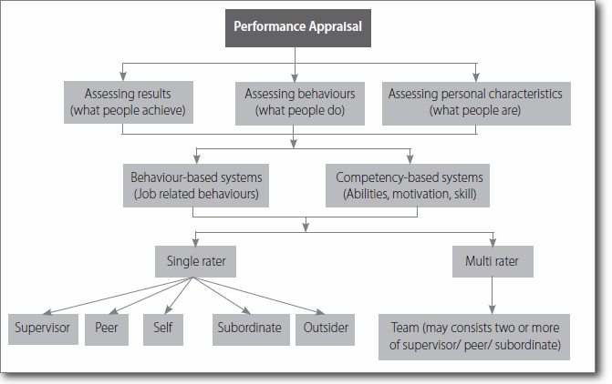 review of literature on effectiveness of performance appraisal