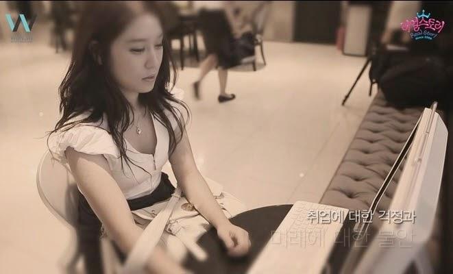 Lee Hee-jung sebelum operasi payudara-3