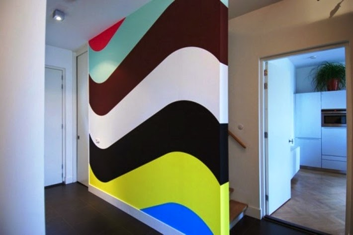 Creative interior painting ideas Creative interior ideas