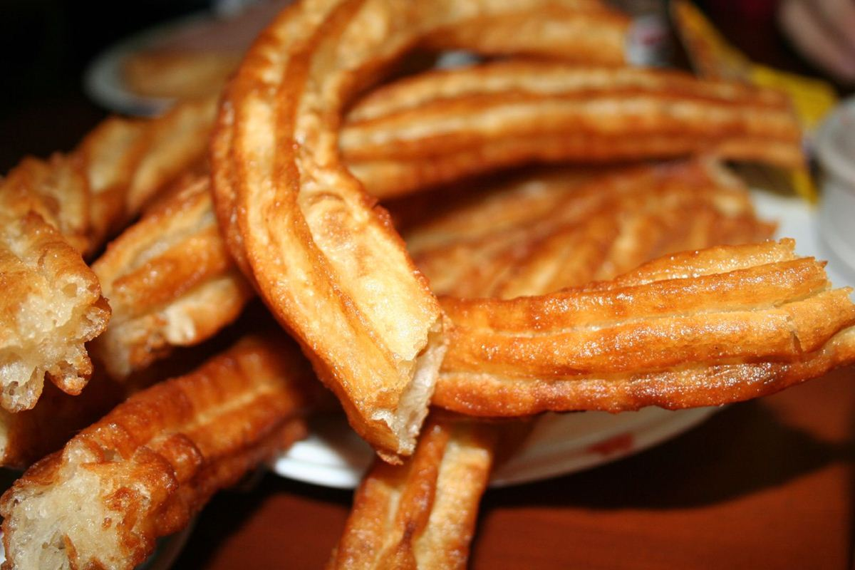 Travel around Spain: Churros