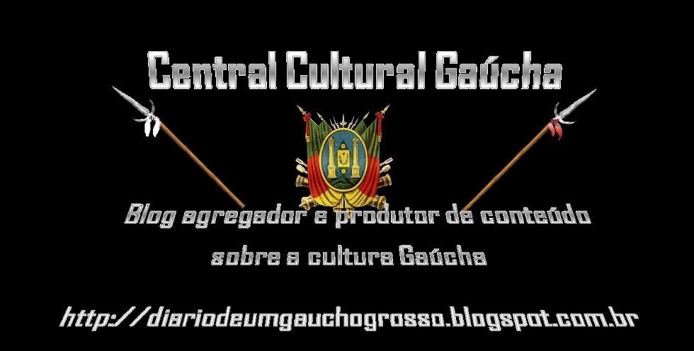 HONÓRIO GAUDÉRIO O GAÚCHO GROSSO
