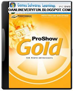 proshow gold 8 full crack