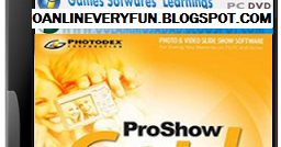 proshow gold with serial key free download