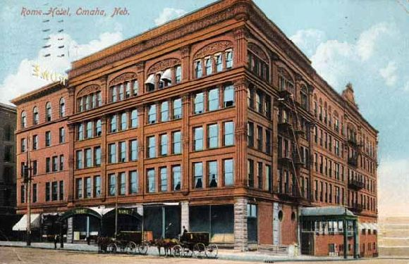 The Rome Hotel in Omaha