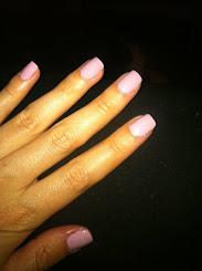 No.17 Lilac Nails
